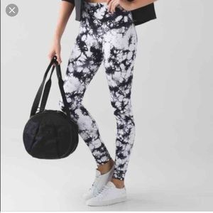lululemon athletica Pants - Lululemon Wunder Under Shibori 4